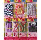 Внешний вид - LOT of 7 Genuine Mattel Barbie Doll Dolls Fashion Clothing Clothes Dress Dresses