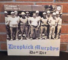 DROPKICK MURPHYS - Do or Die LP, TRANSPARENT BROWN Colored Vinyl NEW