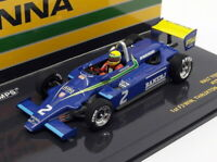 Minichamps 1/43 Scale 547 824302 - F3 Ralt Toyota RT3 - Ayrton Senna 1982