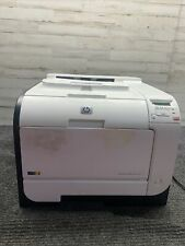 Used HP LaserJet Pro 400 Color M451dn Printer 4,622 Total Pages *Needs Toner*