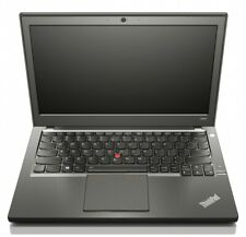 "Lenovo Thinkpad X240 Notebook, Intel Core i5, 4GB,12.5"",128GB SSD,Dual Batteries"