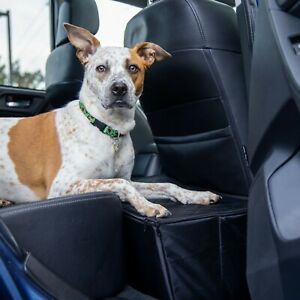 Dog Car Back Seat Extender Safer More Comfortable Back Seat Platform No Falling