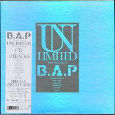 B.A.P-UNLIMITED (ULTIMATE EDITION)-JAPAN CD+PHOTO CARD Ltd/Ed J57