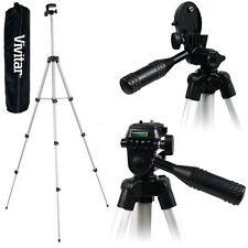 "Lightweight Vivitar 50"" Photo/Video Tripod For Pentax K50 K-50 K-S1 K-S2"