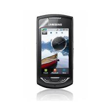 housse coque étui rose fushia motif tête de mort pour Samsung Player Star 2 S562