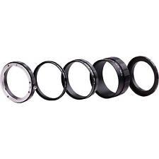3x Tube d'extension manuel macro Pour Nikon D7000 D7100 D90 D200 D300 D600 D800