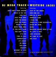 "12"" - DJ Mega Track - Various - Westside Jacks (DISCO HOUSE)"
