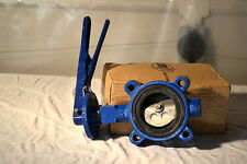 """APOLLO Butterfly Valve - 3"""" Lug Type SS 142 Series-Used"""