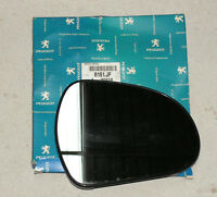 Peugeot 207 (A7) RH Heated Wing Mirror Glass Part Number 8151.JF Genuine