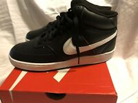 Cd5436-001 Women's Nike Court Vision Mid Brand New Size 10
