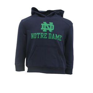 Notre Dame Fighting Irish Official NCAA Youth Kids Size Hooded Sweatshirt New