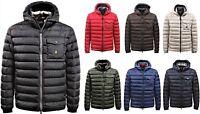 Giacca Giubbotto Piumino Uomo Maniche Lunghe Refrigiwear Hunter Jacket Men