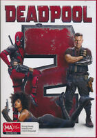 Deadpool 2 DVD NEW Region 4