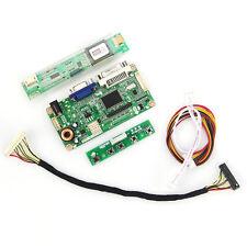 LCD LED Controller Board(VGA+DVI) for QD15TL03~7 LTN154XA-L01 CLAA154WB05AN