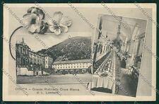 Biella Oropa Santuario cartolina QQ6432
