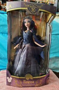 "Disney Limited Edition Little Mermaid 17"" Vanessa Doll D23 #580/1000 NIB RARE!!"