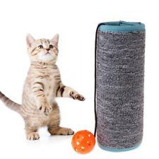 Cat Mat Ring Ball Scratch Board Scratcher Blanket Furniture Protector Kitten Toy