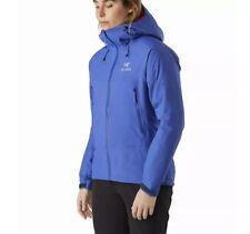 Brand NEW With Tag Arcteryx Beta SL Goretex Hybrid Jacket Women Small Ellipse