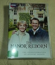 The Manor Reborn NEW Sealed R4 2D BBC Penelope Keith Paul Martin