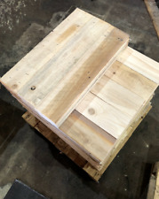 10 x 2-3ft Reclaimed Pallet Boards - Rustic Planks Timber Slats Cladding