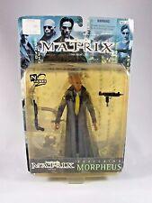 "2000 N2 Toys The Matrix Morpheus 6"" Figure New Sealed"