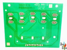 Platine P100BKBDV1-1 Steuerplatine Bedienfeld LED Board circuite Saeco Incanto