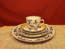 Porcel Porcelain Dinnerware Imperial Promise Pattern 5 Piece Place Setting New