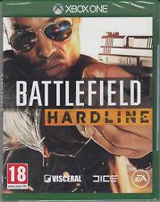 Battlefield Hardline Xbox One Brand New Factory Sealed