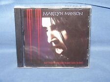Marilyn Manson: Heart Shaped Glasses (When The Heart Guides The Hand) CD New