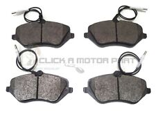 PEUGEOT 407 2.2 HDi 2.7 3.0 2004-2011 FRONT BRAKE PADS SET (FOR 330MM DISCS)