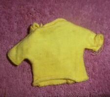 Vintage Francie Doll Clothes - Vintage Francie 1258 Clam Diggers T-Shirt
