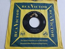 "DUANE EDDY - Boss Guitar / The Desert Rat 1963 ROCK & ROLL 7"" RCA Victor"