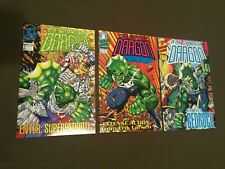 Lot of 3 The Savage Dragon Comic Books Image Comics #1-3