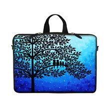 "15"" 15.6"" Laptop Notebook Computer Sleeve Case Bag w Hidden Handle 3126"