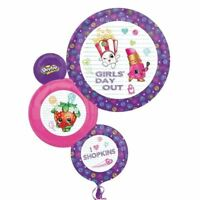 Shopkins Supershape Foil Balloons 55cmx71cm Birthday Party Decoration