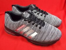 Keep Running Shoes Mens 11 Gray Air Cushion Jogging Sports Athletic Sneakers New