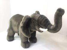 Elephant 18in Plush Toy Doll Stuffed Animal 2000 Thomas Boland & Co HANSA