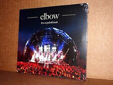 ELBOW Live at Jodrell Bank 2CD Digipack NUOVO SIGILLATO!!!
