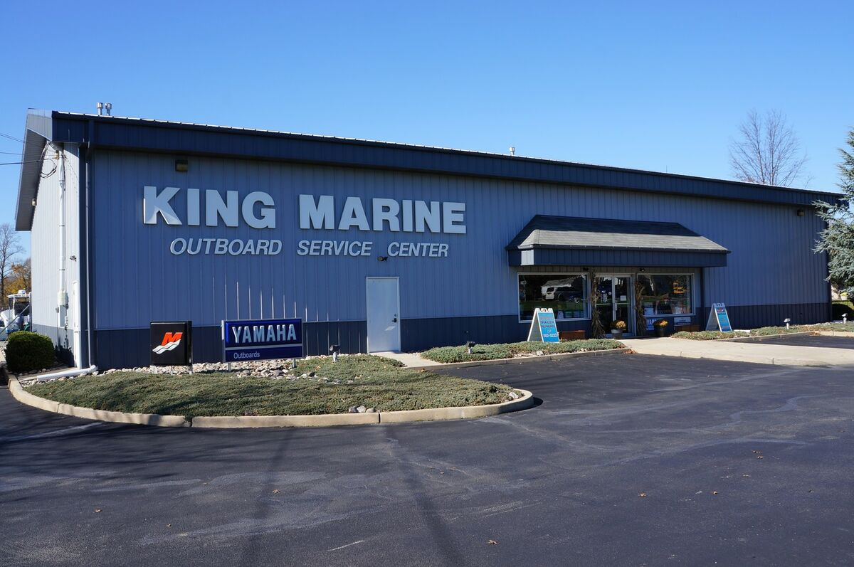 King Marine Outboard