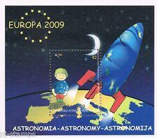 2009 Kosovo blok 11 Europa CEPT - Astronomie - Ruimtevaart - Space