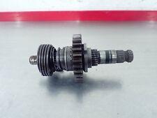 1985 Honda XR350R XR 350R XL350R kickstarter mechanism kick shaft gear kickstart