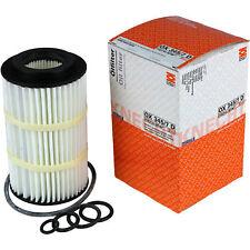 Original MAHLE Ölfilter OX 345/7D Oil Filter