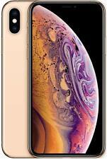 Apple iPhone XS 256GB Gold Smartphone ohne Vertrag - Akzeptabler Zustand