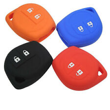2 Button Silicone Remote Key Case Fob Cover For Suzuki SX4 Swift Vitara