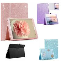 Glittering Bling Smart Case Cover Apple iPad Air 2 Pro 9.7 Air 10.2 10.5 Mini 5
