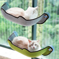 Pet Cats Hammock Bed Mount Window Pod Lounger Suction Cups Warm Bed for Pet X7R8