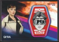 2018 Topps Solo A Star Wars Story Manufactured Patches #MP-QH Qi'ra
