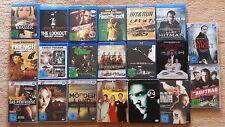 31 Blurays + DVDs - mehr als 3500 min. Spannung - NP 250€ für nur 49€ inkl. VK!
