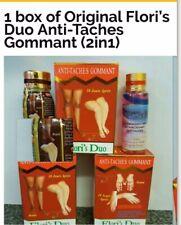 1X Floris Duo Anti Taches Gommant Serum+LOTION ORIGINAL DIRECT 4RM MANUFACTURER