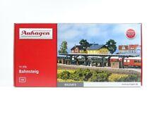 Auhagen 11376, Bahnsteig, Bausatz Spur H0, neu, OVP
